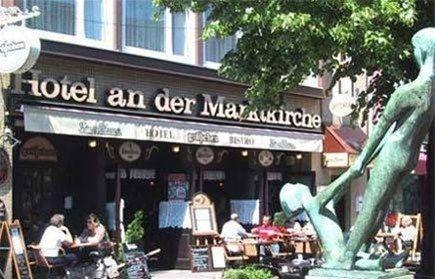 Hotel an der Marktkirche - фото 21