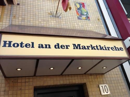 Hotel an der Marktkirche - фото 22