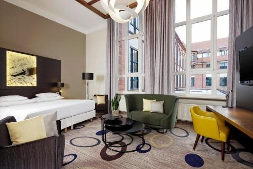 Sheraton Hannover Pelikan Hotel - фото 16