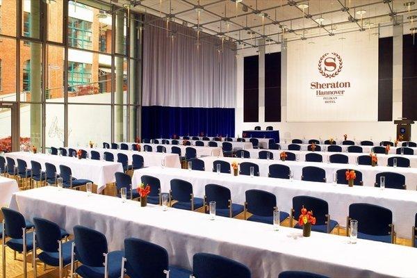 Sheraton Hannover Pelikan Hotel - фото 20