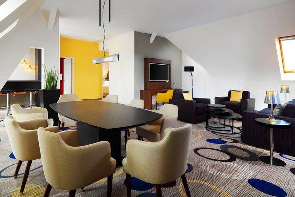 Sheraton Hannover Pelikan Hotel - фото 6