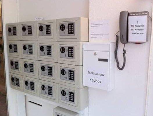 Am Lindenhof - Self Check-In Hotel - фото 20