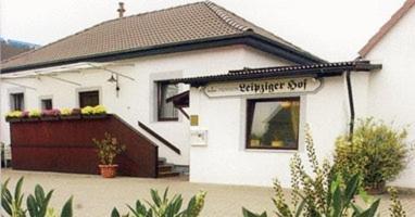 Pension Leipziger Hof - фото 12