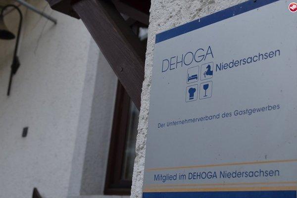 Pension Leipziger Hof - фото 14