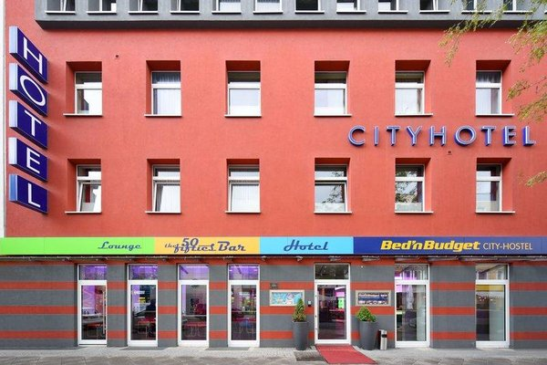 Bed'n Budget Cityhostel Hannover - фото 22