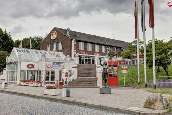 A1 Raststatte & Hotel Hamburg-Stillhorn - фото 15