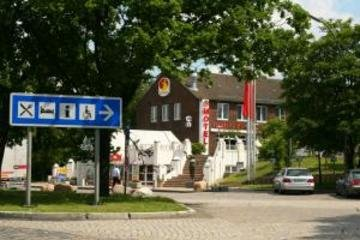 A1 Raststatte & Hotel Hamburg-Stillhorn - фото 17