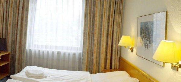 A1 Raststatte & Hotel Hamburg-Stillhorn - фото 3