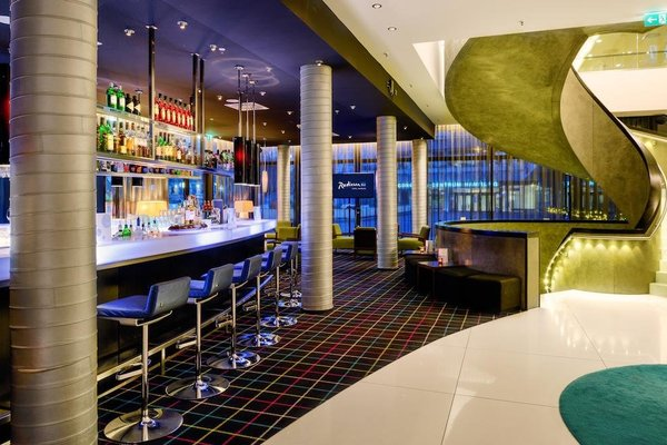 Radisson Blu Hotel, Hamburg - фото 8