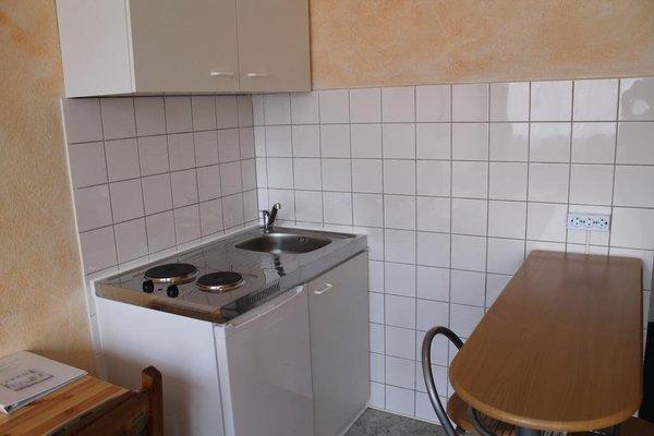 City Apartment Hotel Hamburg - фото 18