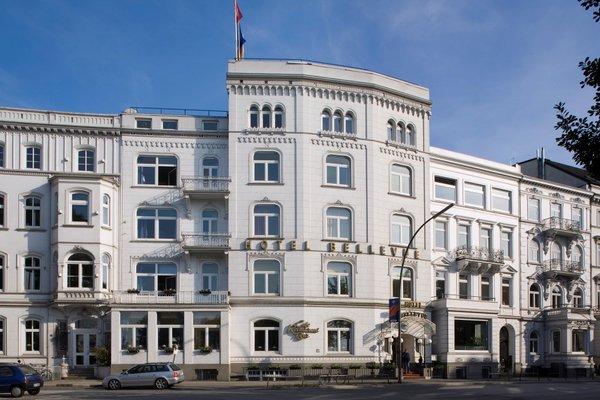 relexa hotel Bellevue an der Alster - фото 22