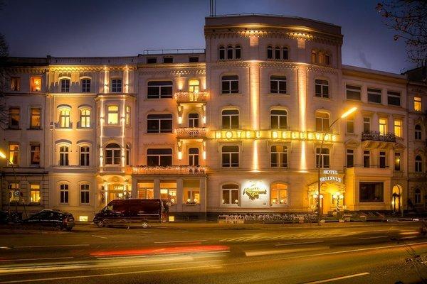 relexa hotel Bellevue an der Alster - фото 23