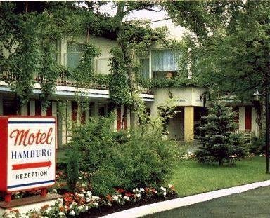 Motel Hamburg - фото 19