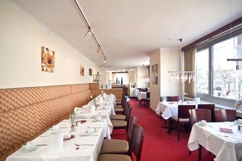 Novum Hotel Graf Moltke Hamburg - фото 12