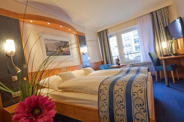 Apartment-Hotel Hamburg Mitte - фото 1