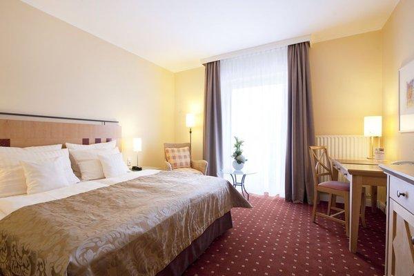 Best Western Premier Alsterkrug Hotel - фото 2