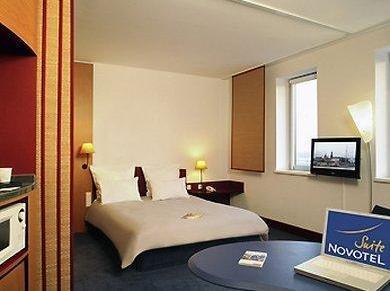 Novotel Suites Hamburg City - фото 7
