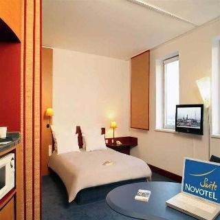 Novotel Suites Hamburg City - фото 2