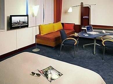 Novotel Suites Hamburg City - фото 6