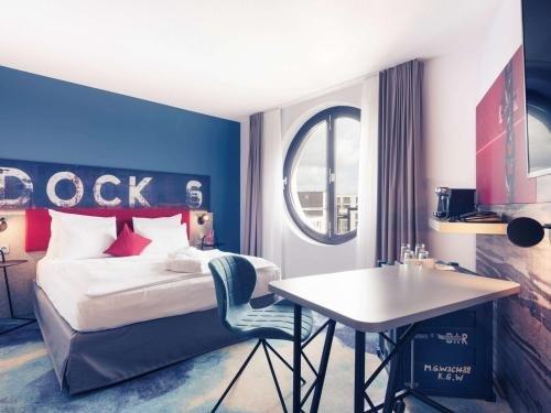 Mercure Hotel Hamburg City - фото 19