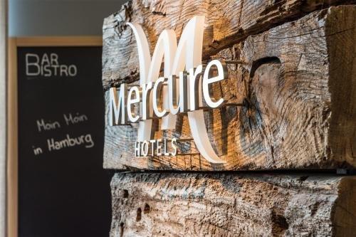Mercure Hotel Hamburg City - фото 12
