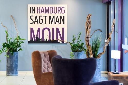 Mercure Hotel Hamburg City - фото 13