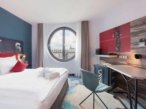 Mercure Hotel Hamburg City - фото 2