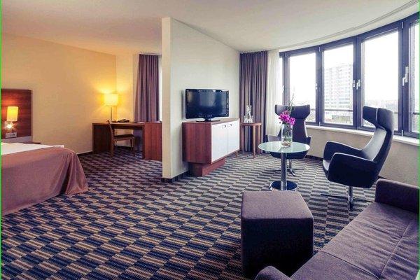 Mercure Hotel Hamburg City - фото 5