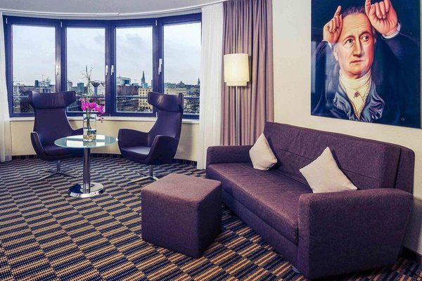 Mercure Hotel Hamburg City - фото 7