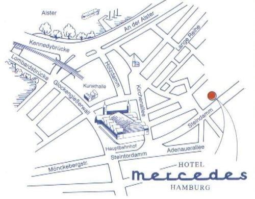 Hotel Mercedes/Centrum - фото 6