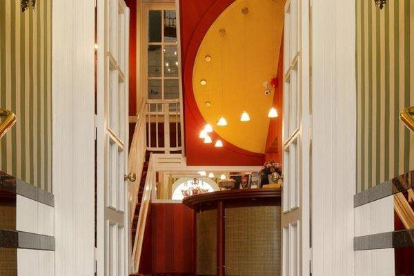 Hotel City House - фото 21