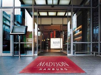 THE MADISON Hotel Hamburg - фото 15