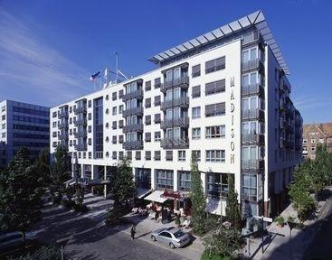 THE MADISON Hotel Hamburg - фото 22
