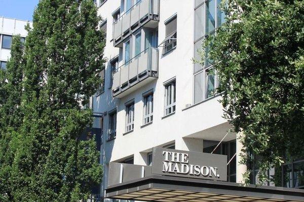 THE MADISON Hotel Hamburg - фото 23