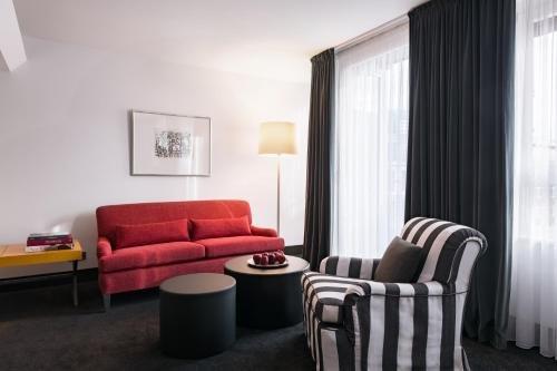 THE MADISON Hotel Hamburg - фото 7