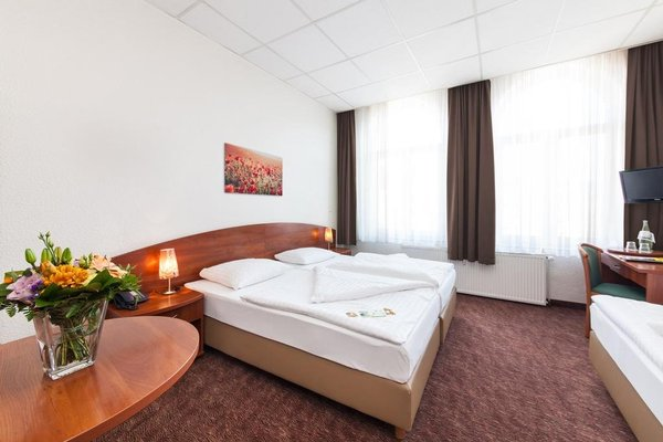 Novum Hotel Hamburg Stadtzentrum - фото 1