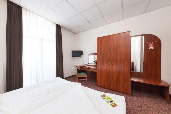 Novum Hotel Hamburg Stadtzentrum - фото 3