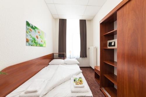 Novum Hotel Hamburg Stadtzentrum - фото 4