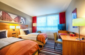 Leonardo Hotel Hamburg City Nord - фото 2