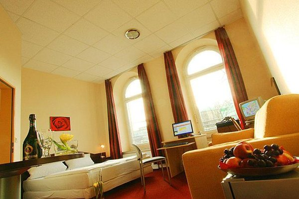 Hotel Polo am ZOB - фото 1