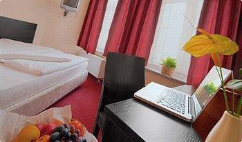 Hotel Polo am ZOB - фото 4