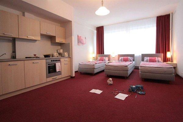 Appartementhotel Hamburg, Гамбург