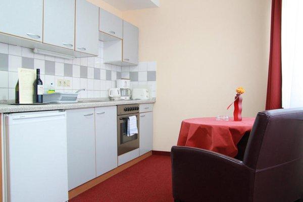 Appartementhotel Hamburg - фото 13