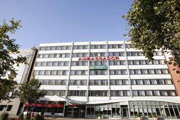 Quality Hotel Ambassador Hamburg - фото 23