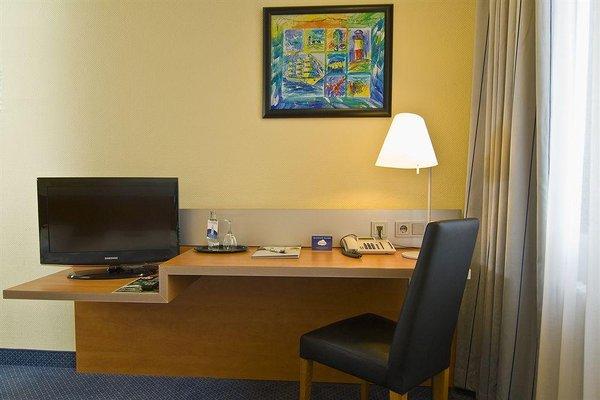 GHOTEL hotel & living Hamburg - фото 5