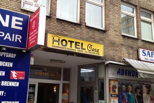 Hotel Oase - фото 22