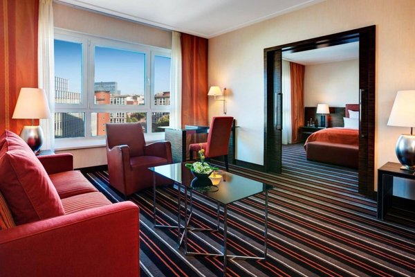 Steigenberger Hotel Hamburg - фото 3