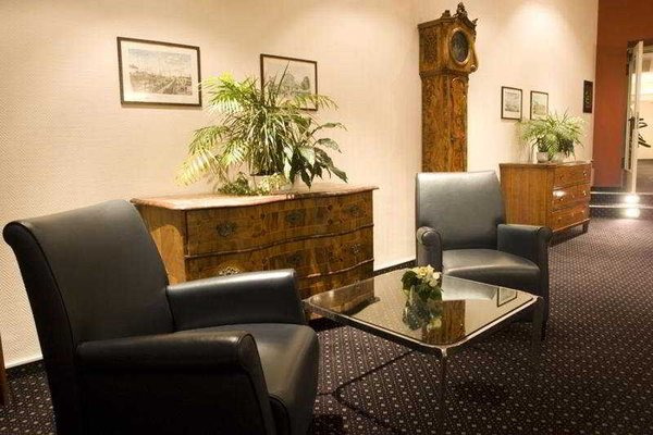 Hotel Furst Bismarck - фото 4