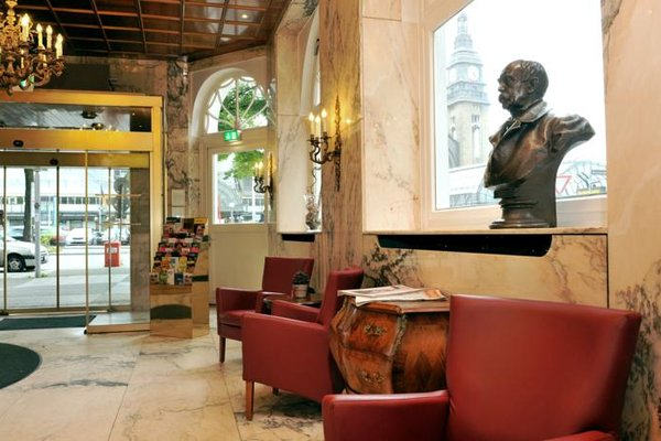 Hotel Furst Bismarck - фото 5
