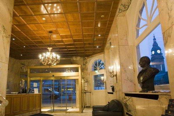 Hotel Furst Bismarck - фото 8